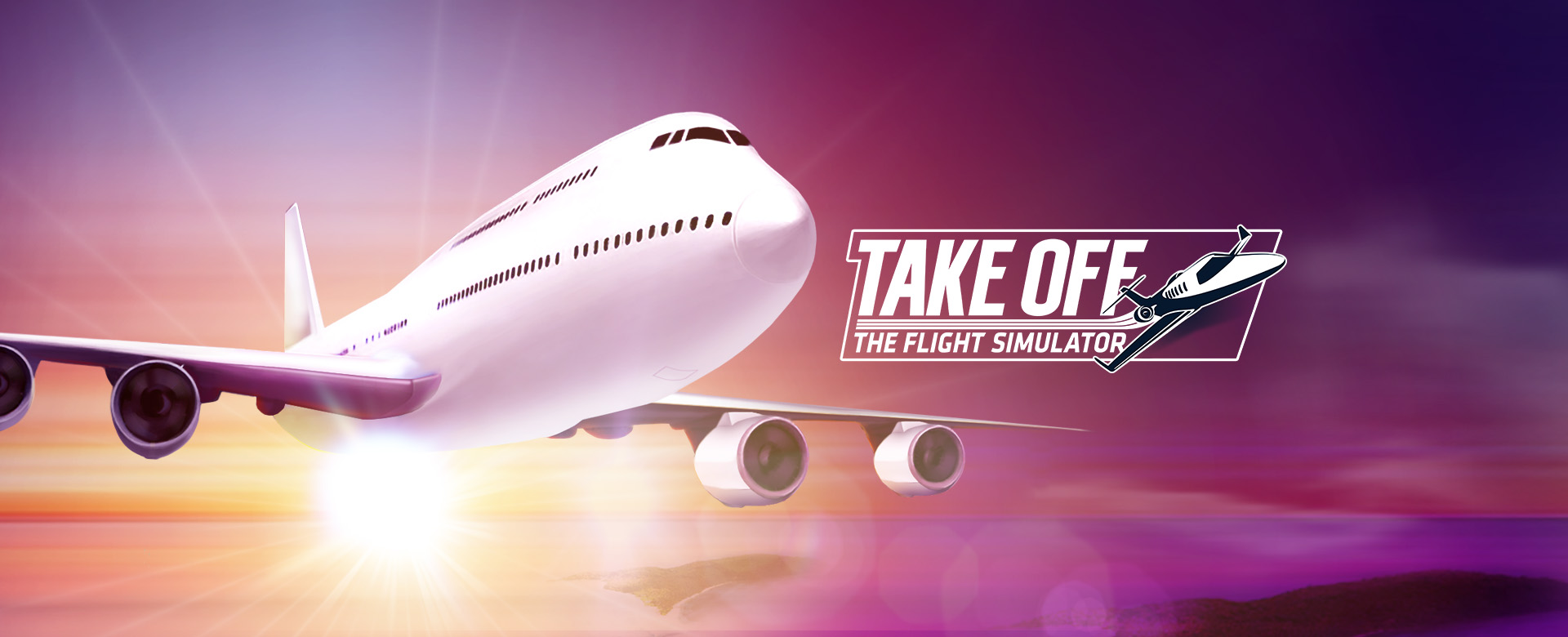 Take Off – The Flight Simulator for iPhone, iPad and Android